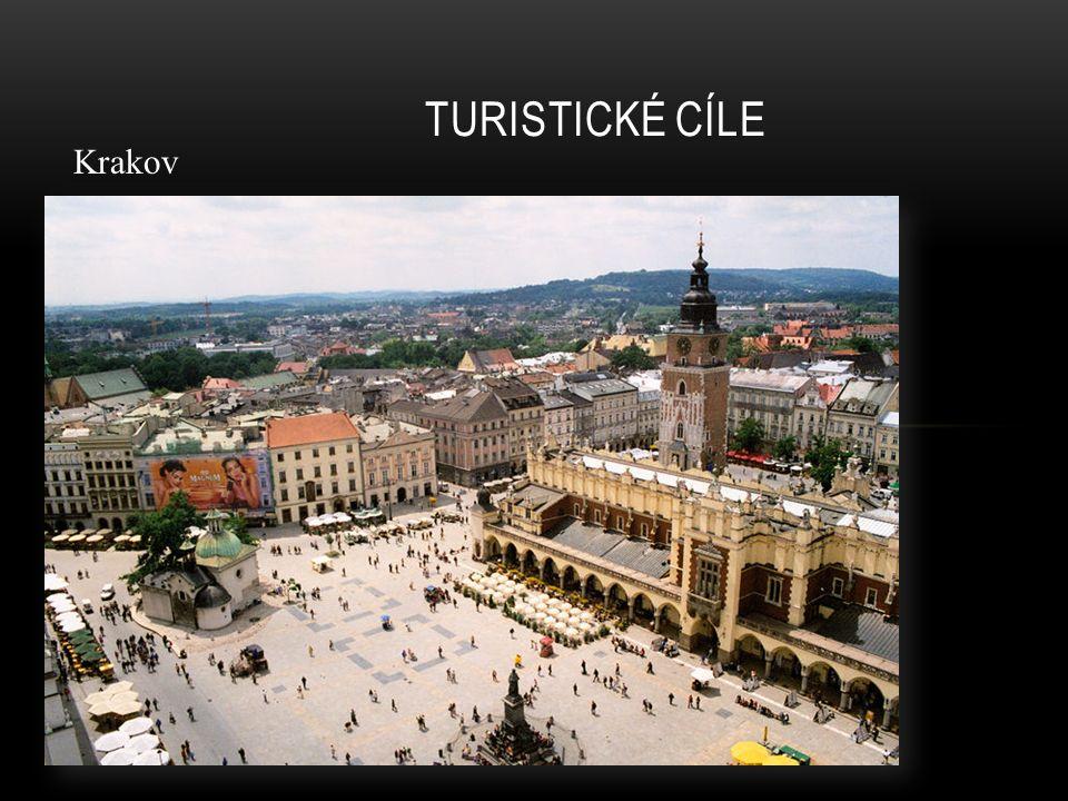 TURISTICKÉ CÍLE Krakov