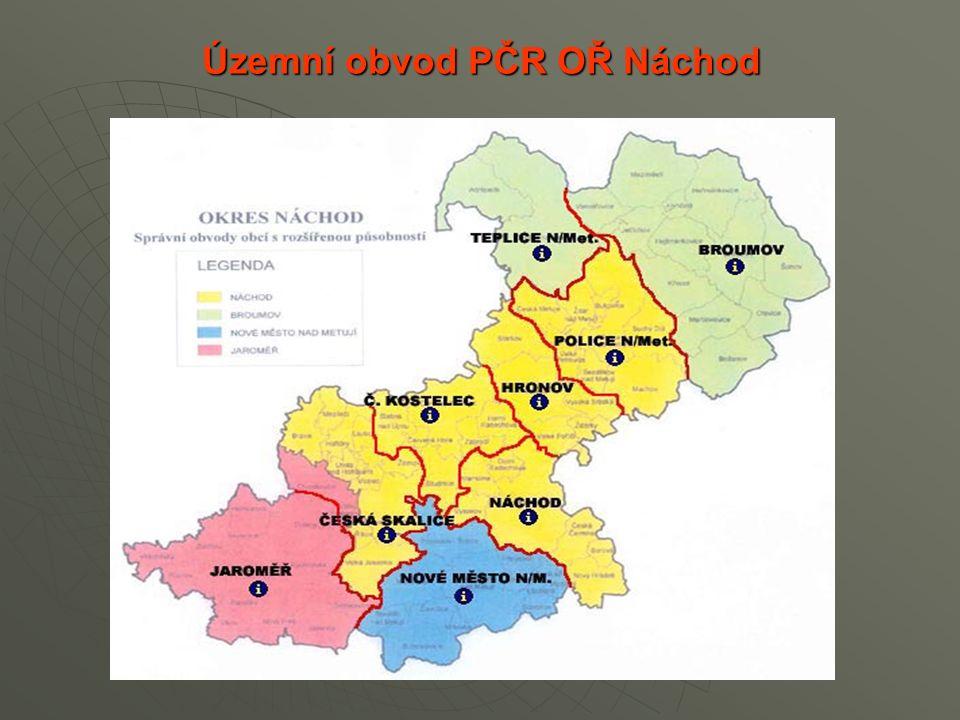 Územní obvod PČR OŘ Náchod