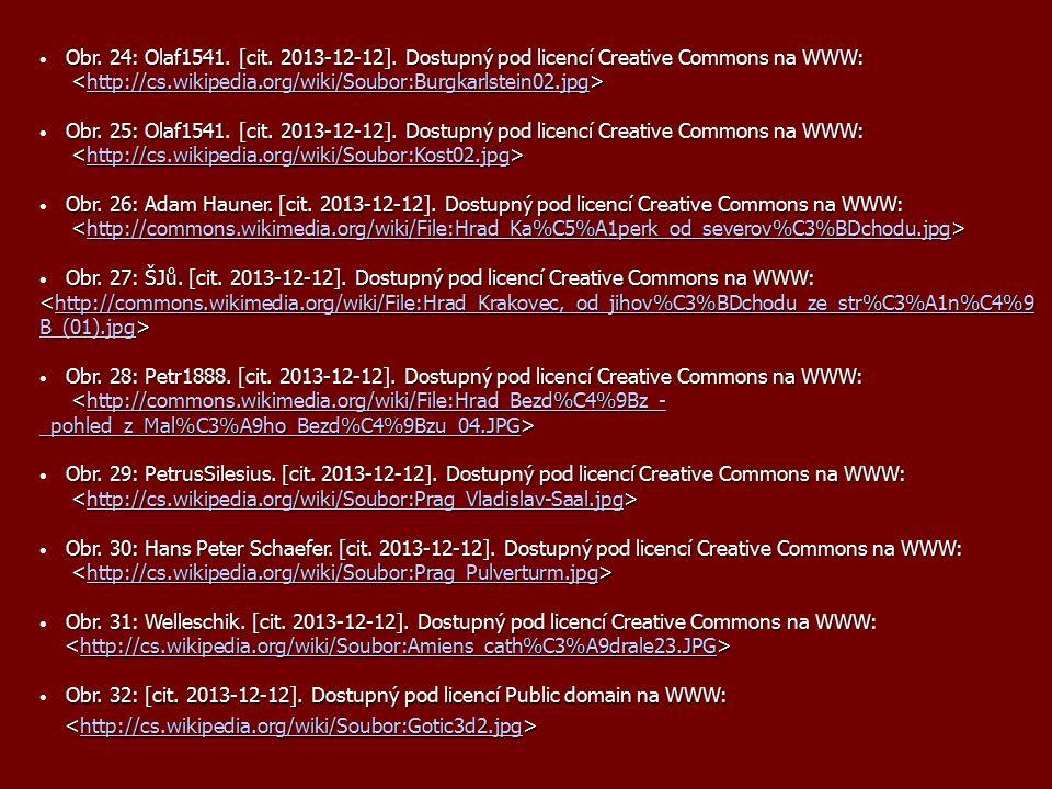 Obr. 24: Olaf1541[cit. 2013-12-12]. Dostupný pod licencí Creative Commons na WWW: Obr.
