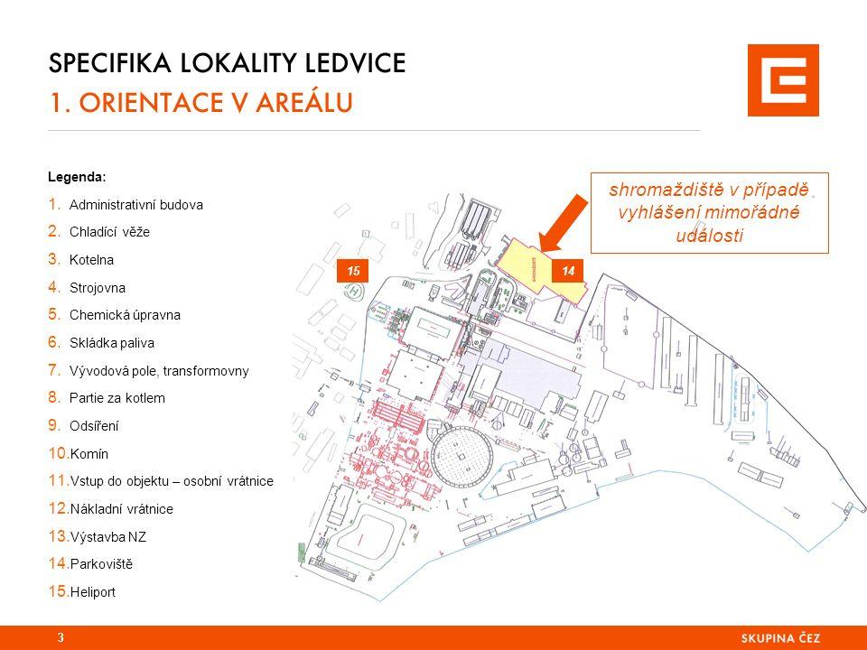 SPECIFIKA LOKALITY LEDVICE 3.OŽP EkologVodohospodář Ing.