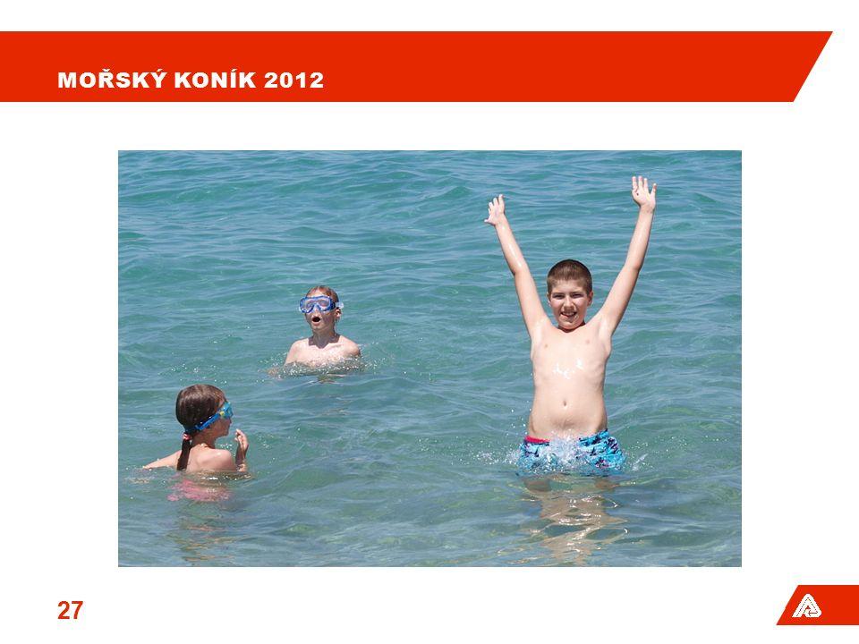 MOŘSKÝ KONÍK 2012 27