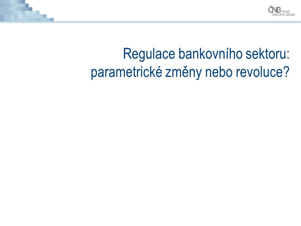 "2 Pokrizové vnímání bankovnictví ""The business model of contemporary banking has been this: employ as much implicitly or explicitly guaranteed debt as possible; employ as little equity as one can; promise a high return on equity; link bonuses to the achievement of this return target in the short term; ensure that as few as possible of those rewards are clawed back in the event of catastrophe; and become rich."
