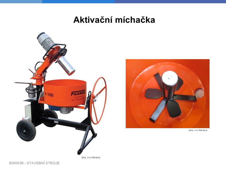 Aktivační míchačka Zdroj: www.filamos.cz