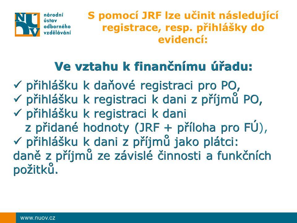 CD CEFIF 1 Doporučujeme používat formuláře z CD CEFIF pro aktuální školní rok nebo formuláře z reálných úřadů Ve vašem okolí.