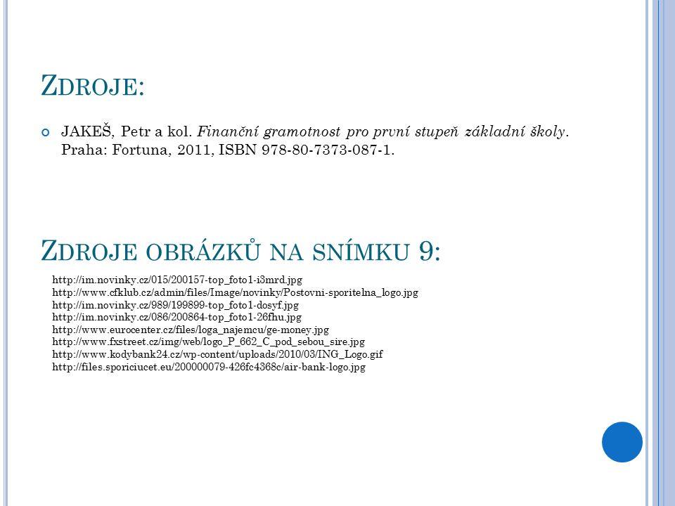 Z NÁTE BANKY V Č ESKÉ REPUBLICE
