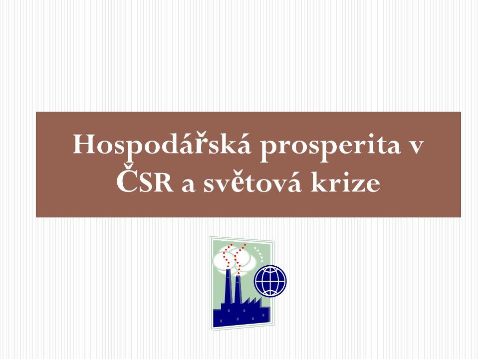 Hospodářské postavení Československa Po rozpadu Rakouska – Uherska Československu zůstalo 21% jeho území ale 60% průmyslu (železárny, ocelárny, hutě, strojírny, doly…) Převládal u nás průmysl nad zemědělstvím Převládal vývoz nad dovozem Většina výroby byla zatím v Českých zemích, postupně se začalo dařit i na Slovensku V období mezi světovými válkami jsme patřili mezi nejvyspělejší země světa