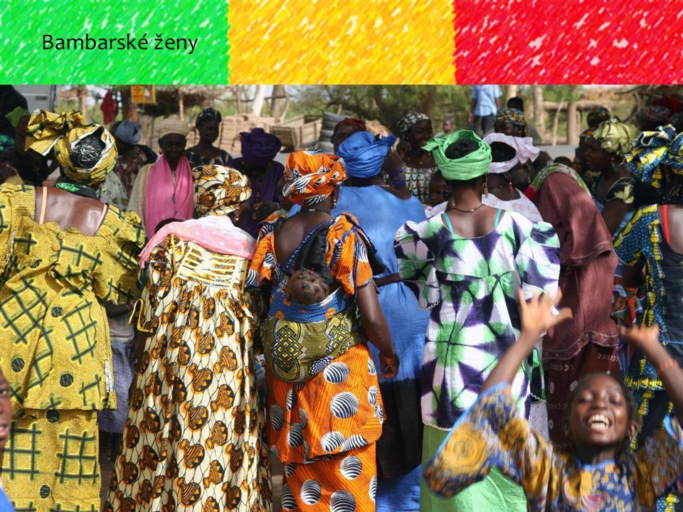 Bambarské ženy