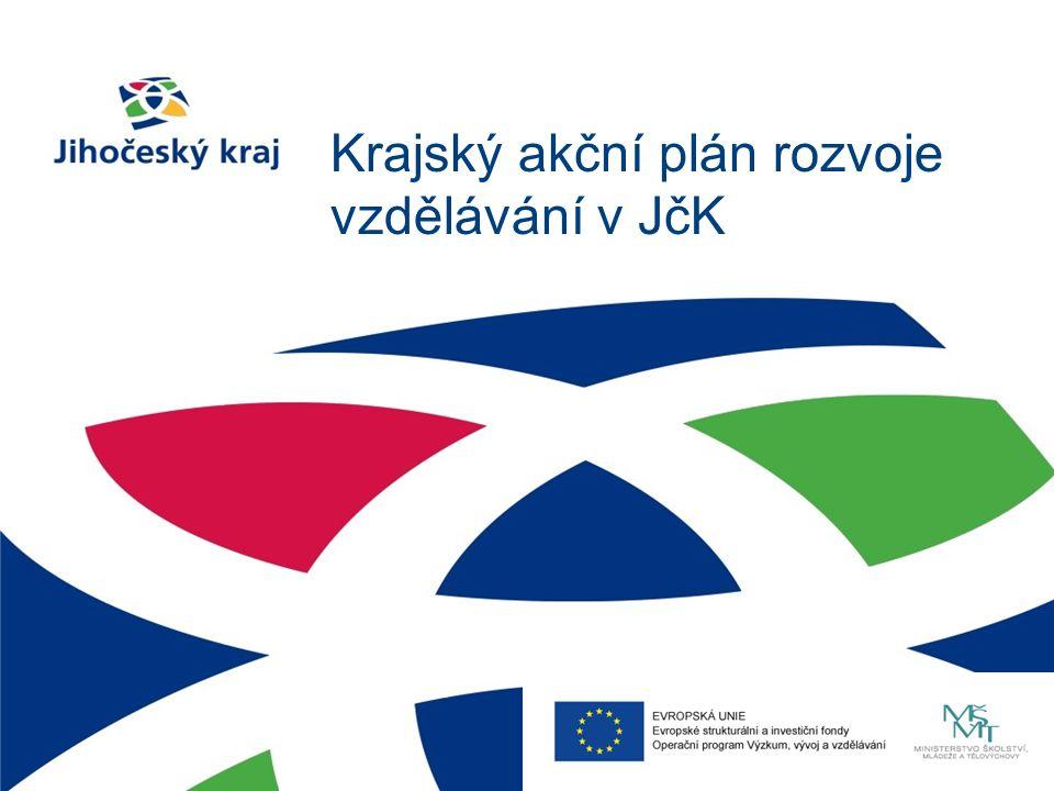 Krajský akční plán rozvoje vzdělávání v JčK
