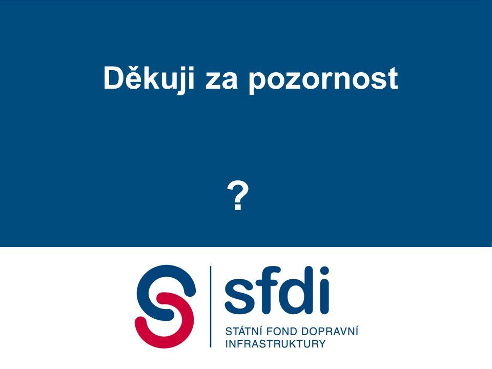 Státní fond dopravní infrastruktury 2. Dopravní fórum, 18.09. 2007 Gustáv Slamečka ředitel SFDI Děkuji za pozornost ?
