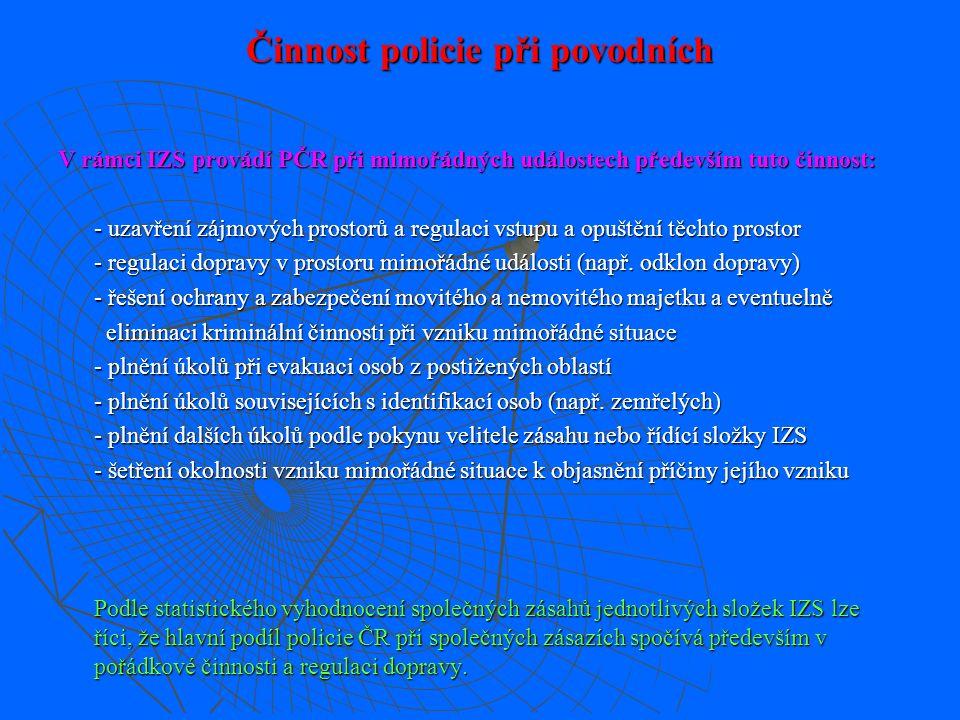 - Uskutečněné a ověřené použití radiologické zbraně (schváleno usnesením VCNP ze 14.12.