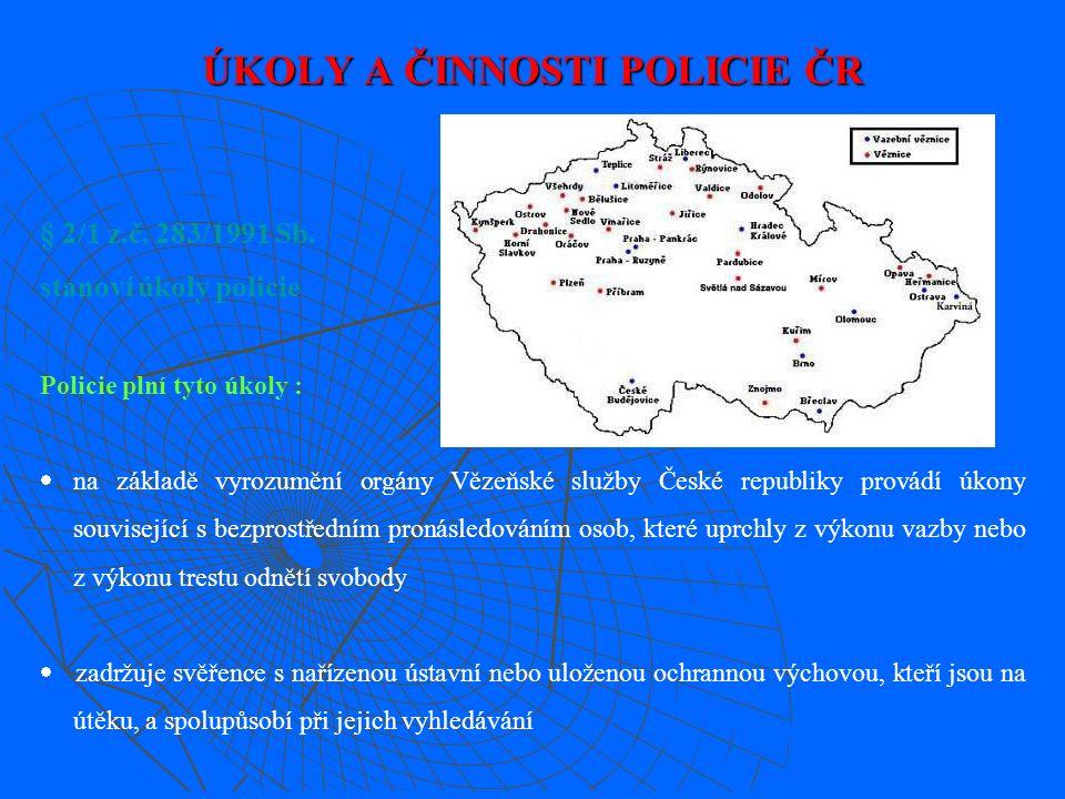 § 2/1 z.č. 283/1991 Sb.