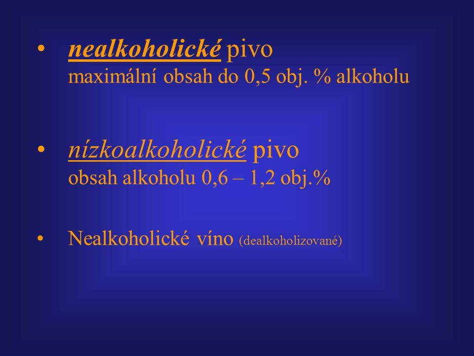 Metabolismus ethanolu (biotransformace) ADH MEOS Catalase