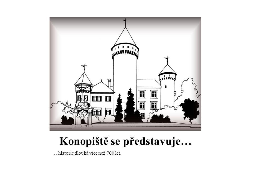 www.zamek-konopiste.cz Na našich webových stránkách průběžně aktualizujeme všechny informace pro návštěvníky a akce, které se během roku pořádají.