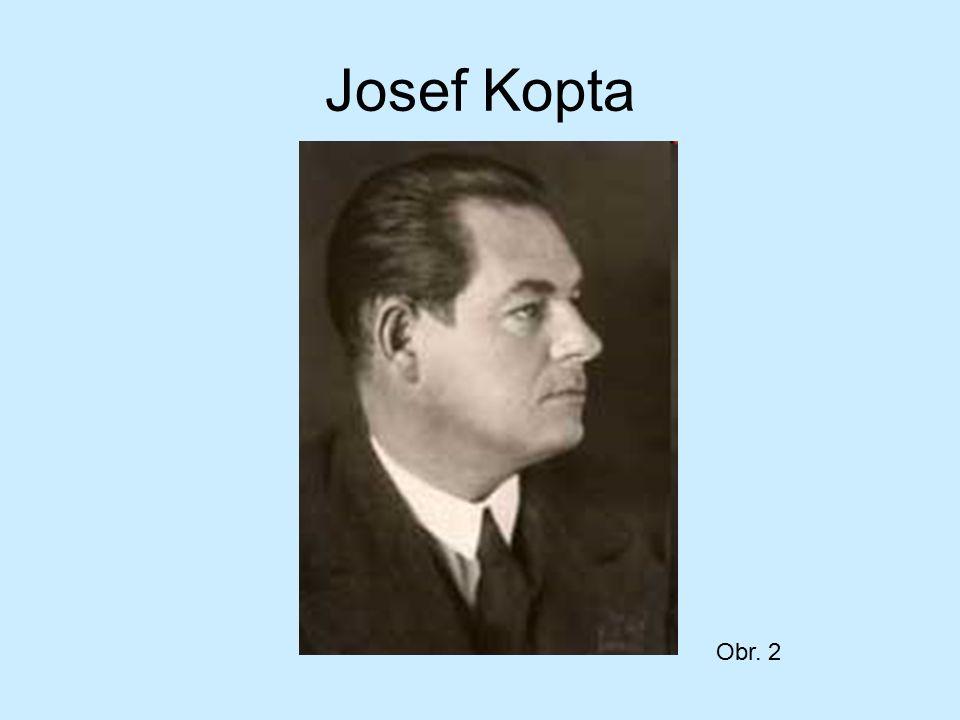 Josef Kopta Obr. 2