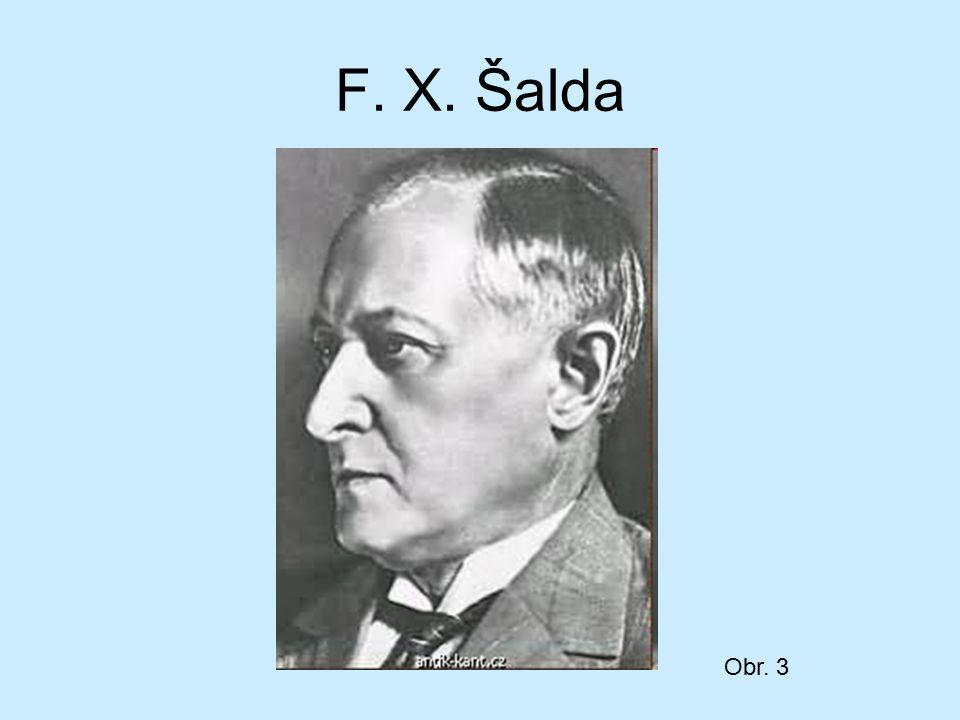 F. X. Šalda Obr. 3