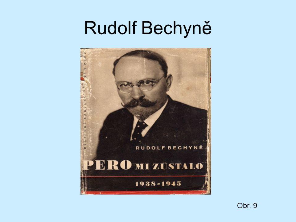 Rudolf Bechyně Obr. 9