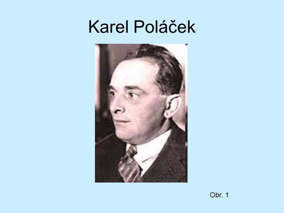 Karel Poláček Obr. 1