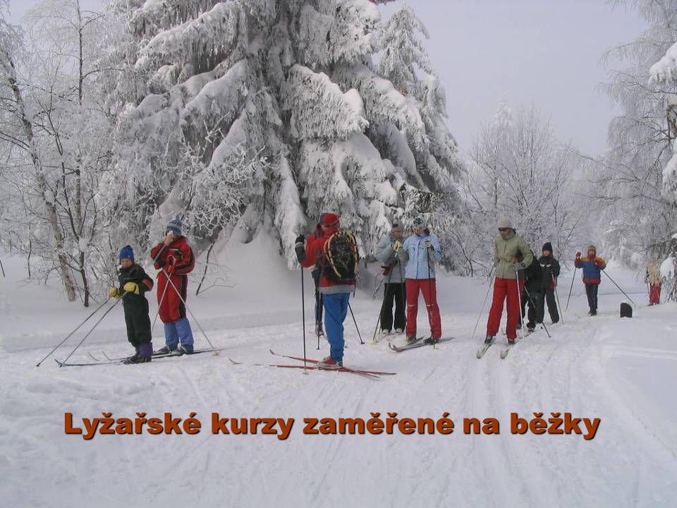 Lyžařské kurzy zaměřené na běžky