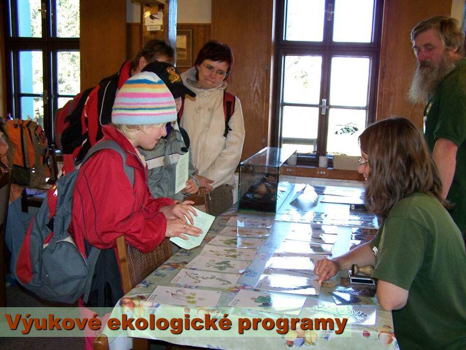 Výukové ekologické programy