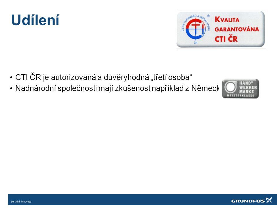 """Udílení CTI ČR je autorizovaná a důvěryhodná """"třetí osoba Nadnárodní společnosti mají zkušenost například z Německa"""