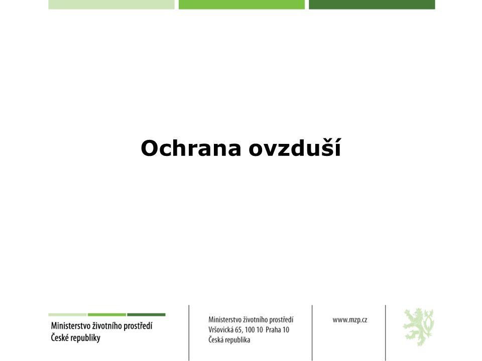 Emisní limity podle směrnice o průmyslových emisích 2010/75/EU Zdroj: OTE Spalovací zařízeníPoložka Emise [mg/m 3 ] SO 2 NOx TZL Teplárna s granulačními kotli a tepelným příkonem 100-300 MWt Současný emisní limit (podle NV č.
