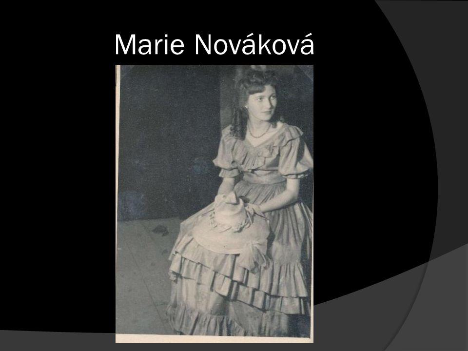 Marie Nováková