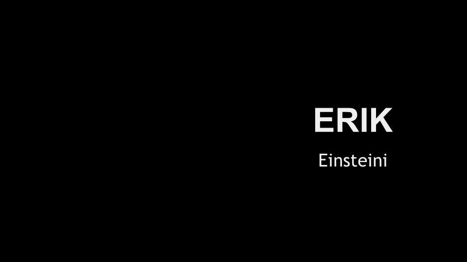 ERIK Einsteini