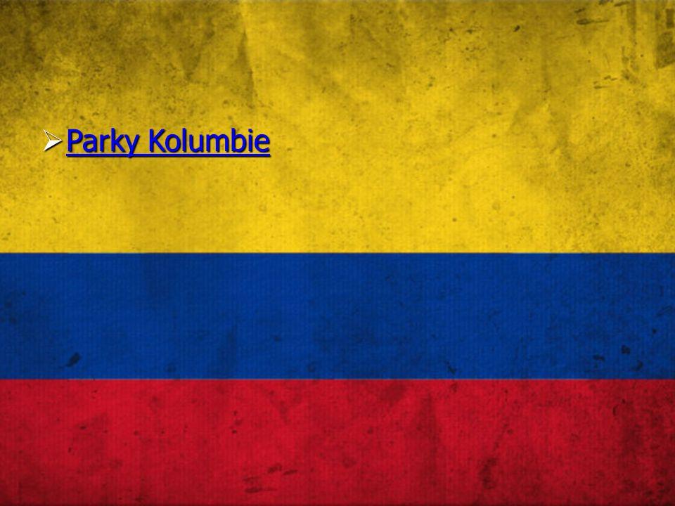  Parky Kolumbie Parky Kolumbie Parky Kolumbie