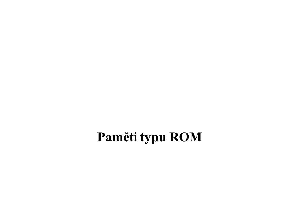 Paměti typu ROM