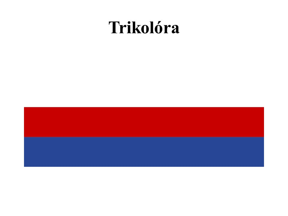 Trikolóra