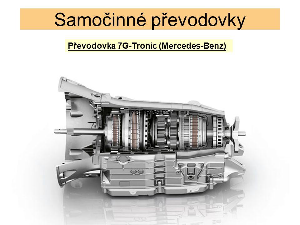 Samočinné převodovky 7G-TRONIC Převodovka 7G-Tronic (Mercedes-Benz)