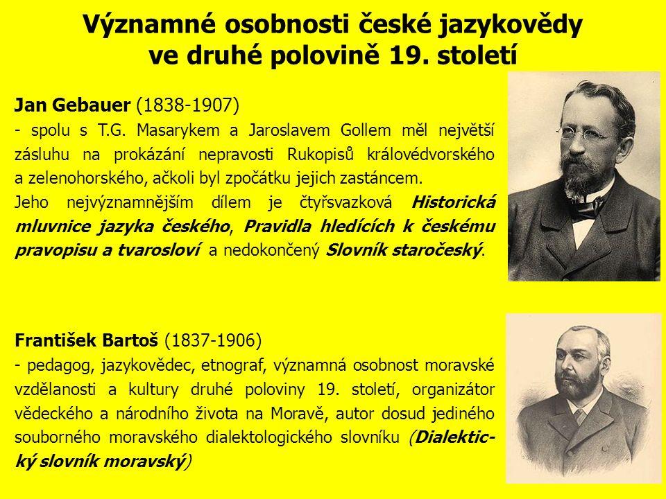 Významné osobnosti české jazykovědy v období národního obrození Antonín Jan Jungmann (1775-1854) – mladší bratr Josefa Jungmanna.