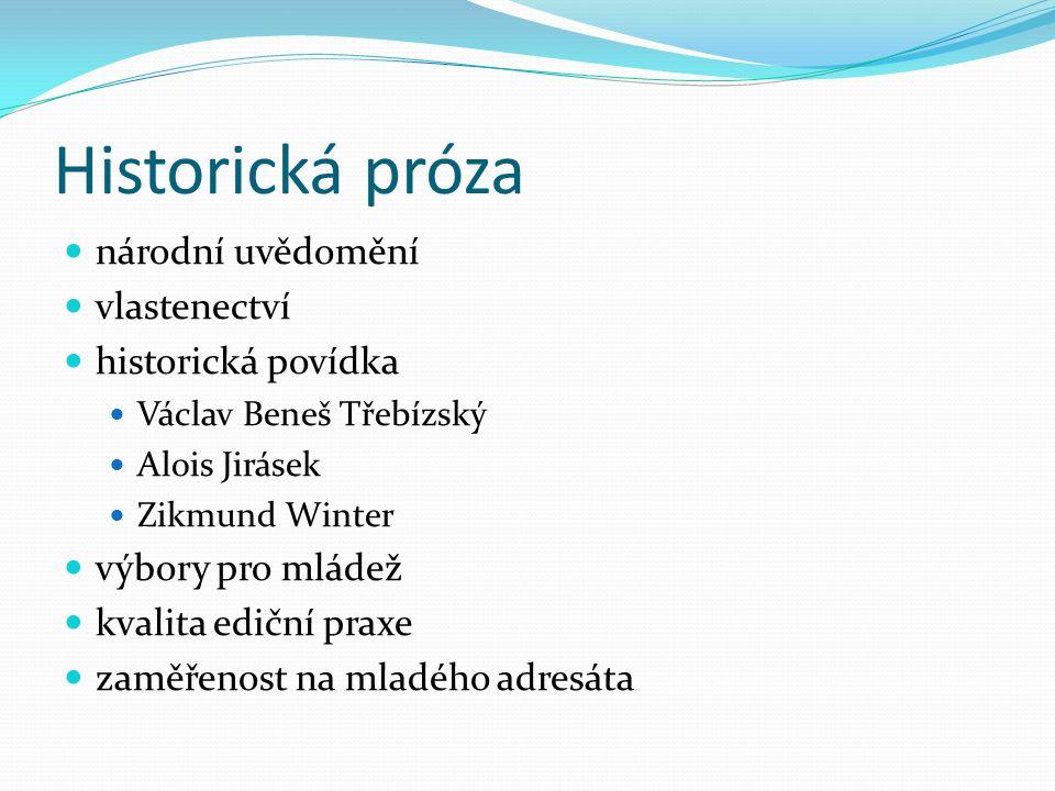 Další autoři prozaických výborů pro mládež B.Němcová J.