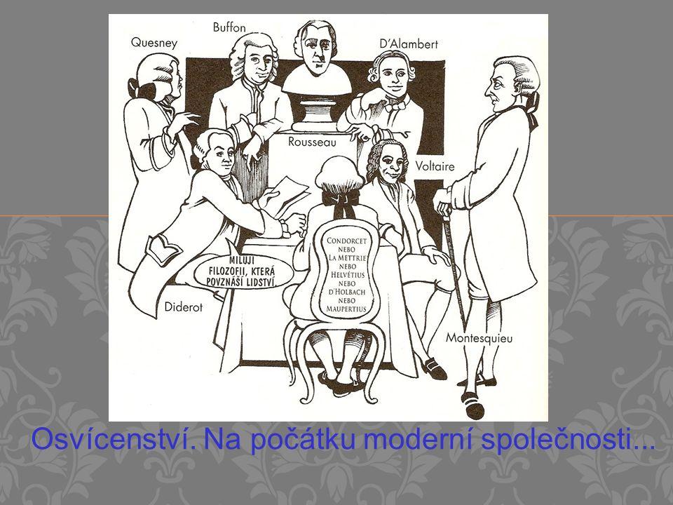 intelektuální hnutí, životní postoj a filozofický směr 18.