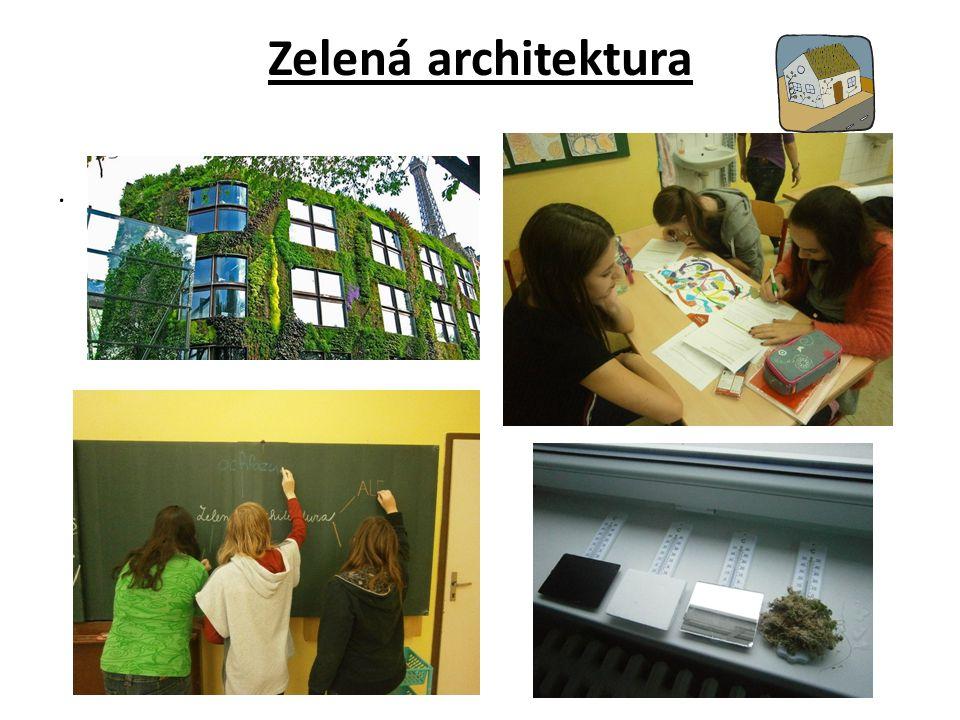 Zelená architektura.