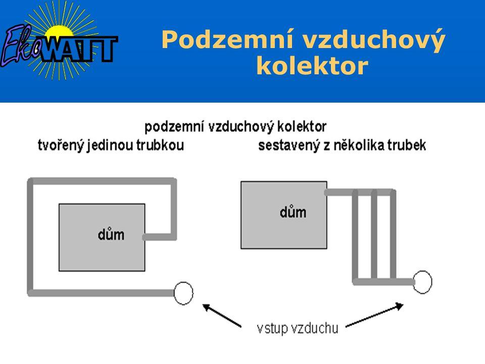 Podzemní vzduchový kolektor