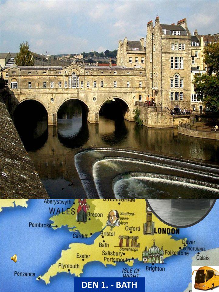 BathOpatstvíŘímské lázněNáměstí CircusOdpočíváme na Royal CrescentPózování u muzea Jane AustenovéUlice v Bath