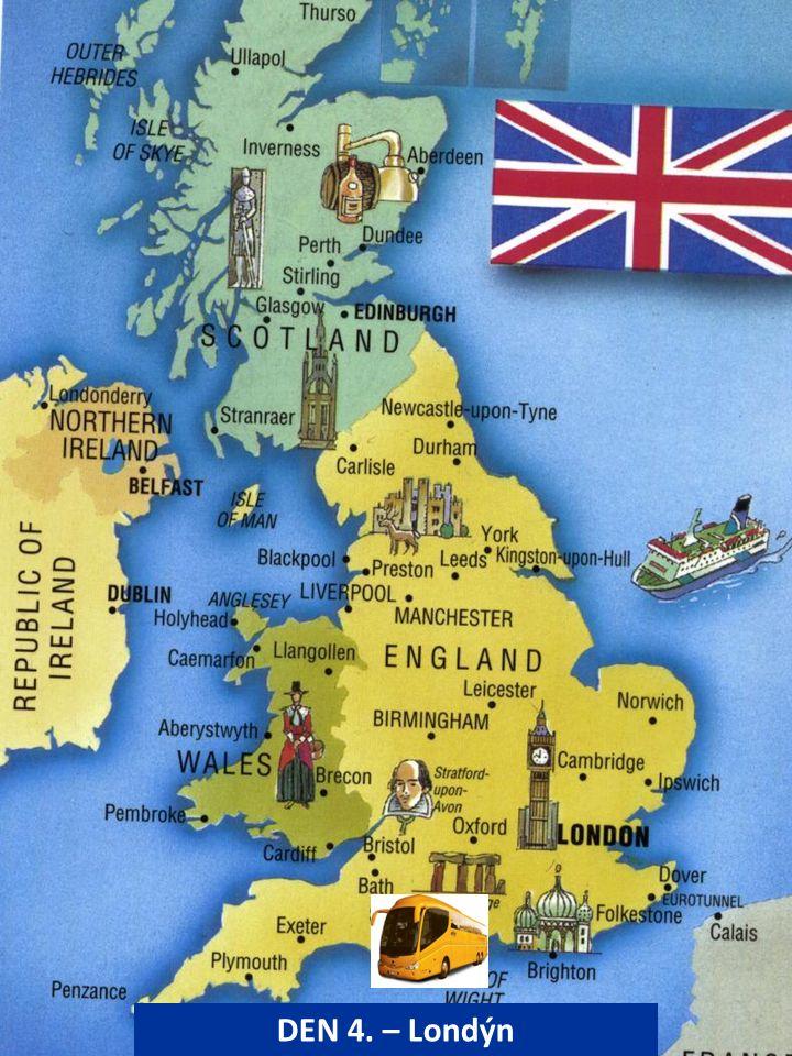 Londýn – King's Cross Nádraží, odkud Harry Potter a jeho přátelé odjíždějí do Bradavic.