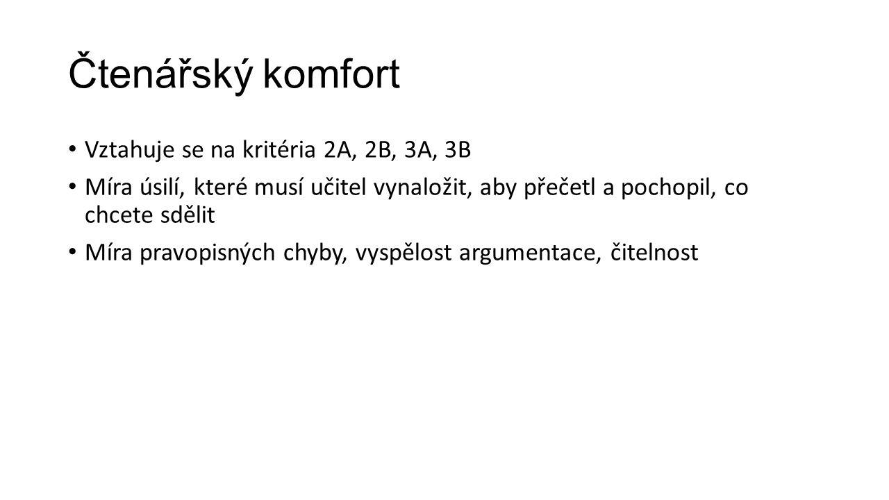 ROZSAH 250 – 200 slov 200 slov a plně funkční text – žádná penalizace 199 slov = text nesplnil rozsah -----0 bodů, tj.