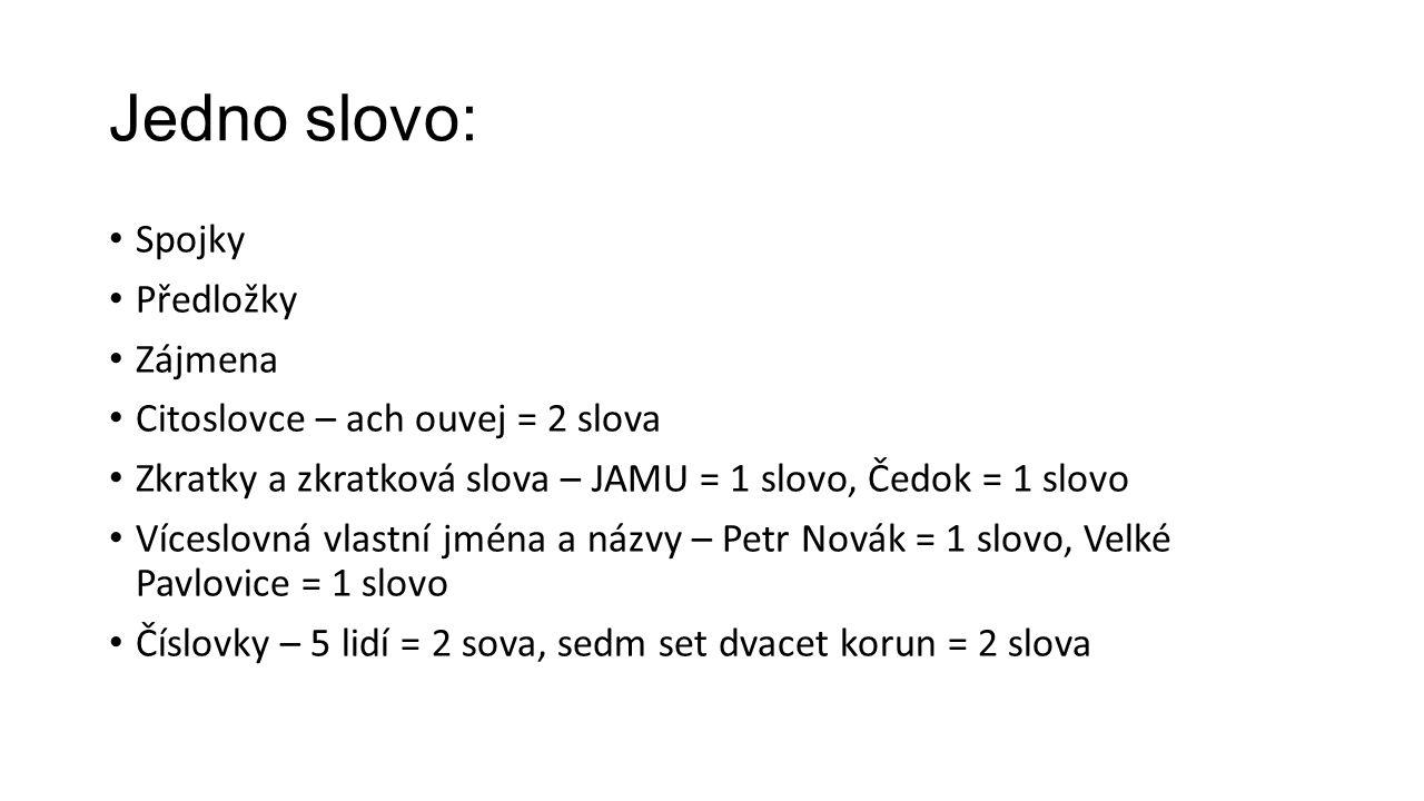 Rozepsané datum – 23.února 2016 = 1 slovo, Velké Pavlovice 23.
