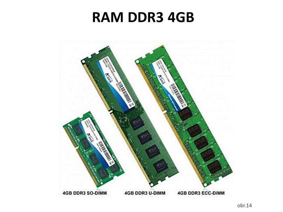 RAM DDR3 4GB obr.14