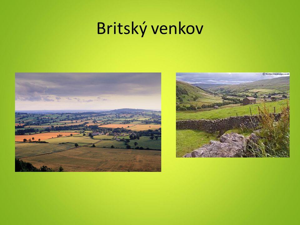 Britský venkov