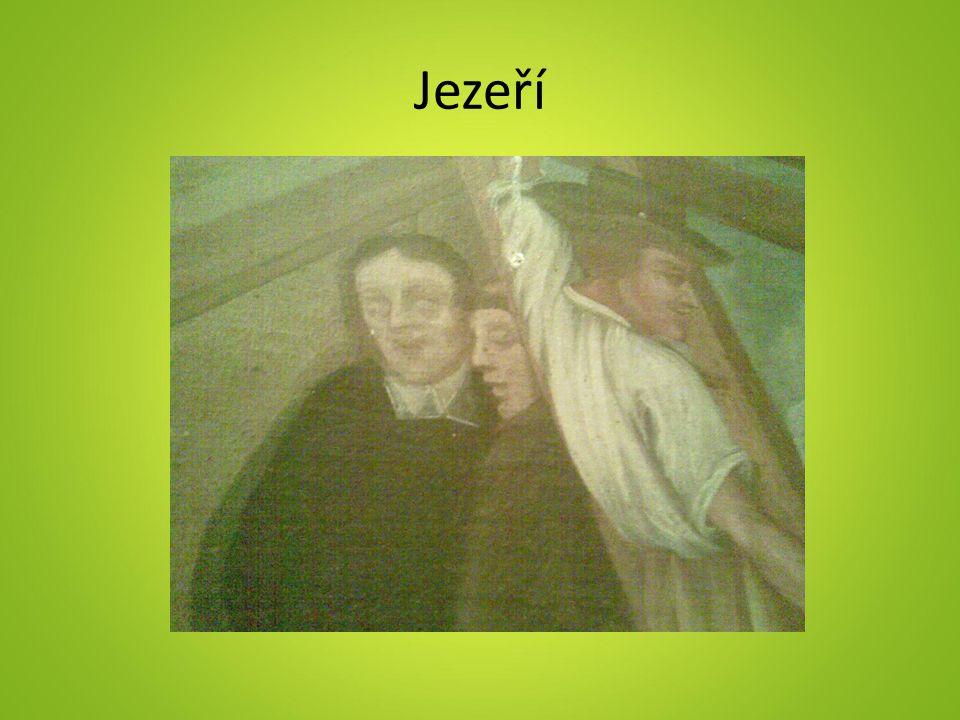 Jezeří