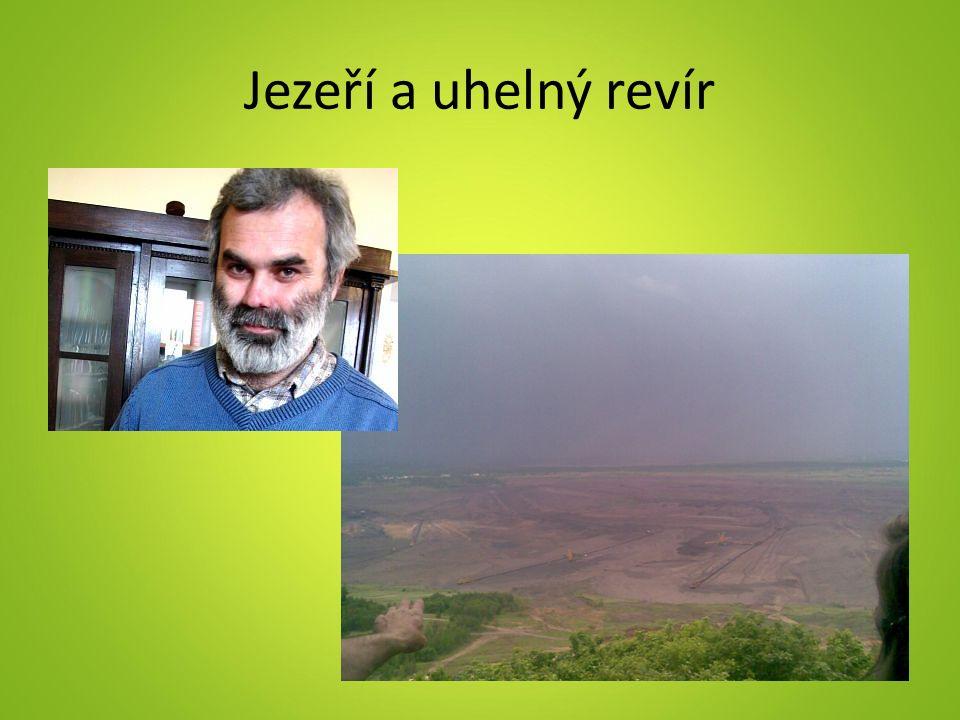 Jezeří a uhelný revír