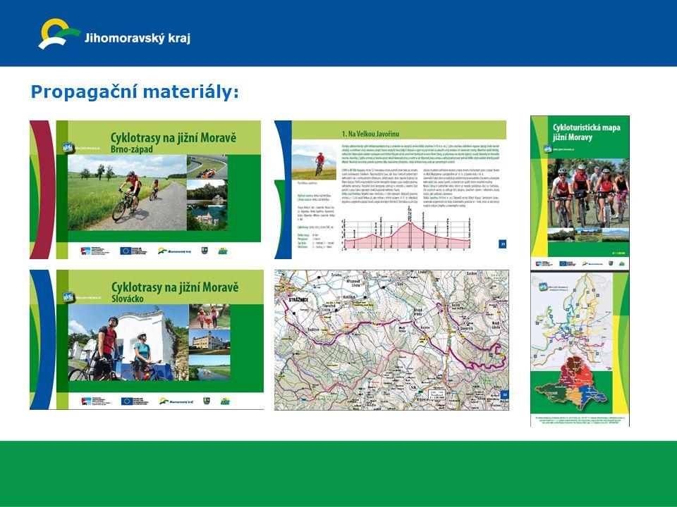 Strategie rozvoje Jihomoravského kraje 2020Pro Propagační materiály: