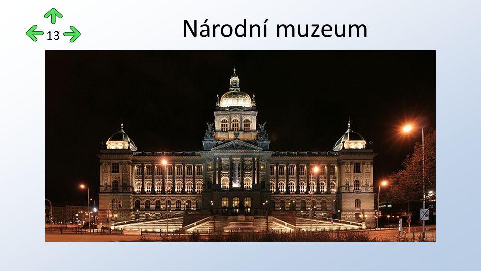 Národní muzeum 13