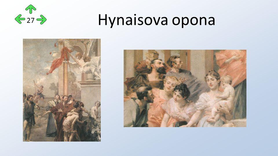 Hynaisova opona 27