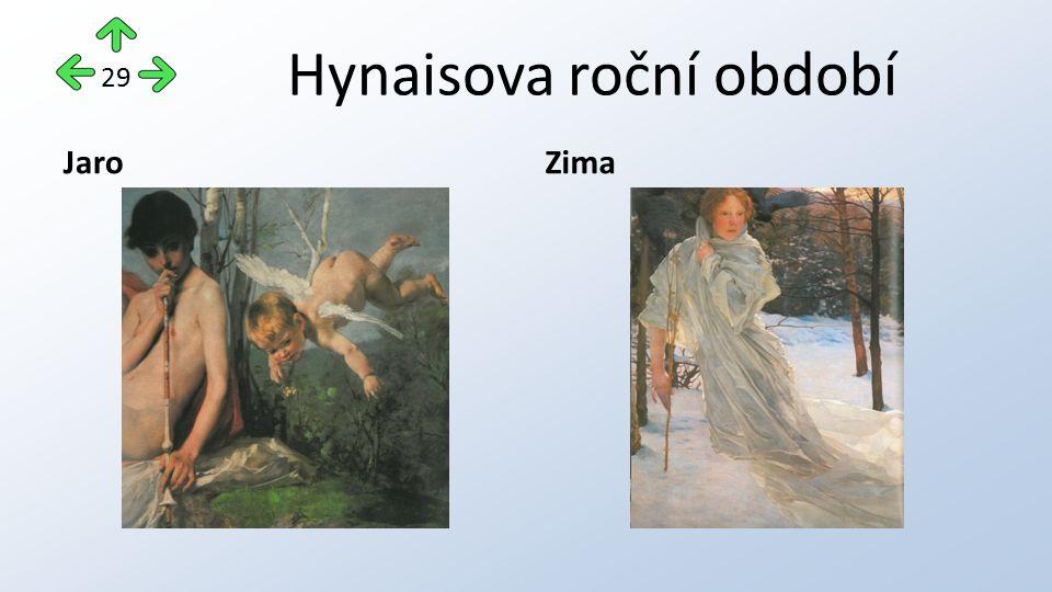 Hynaisova roční období JaroZima 29