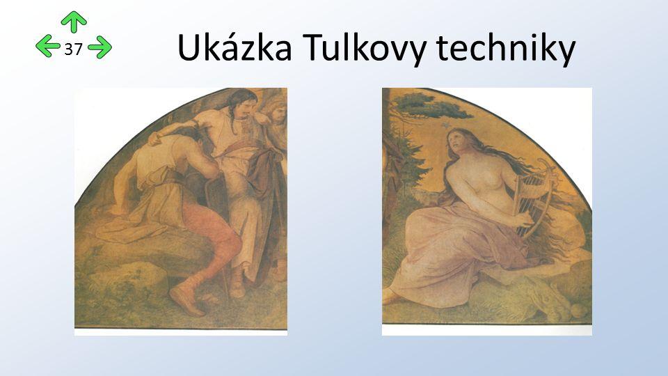 Ukázka Tulkovy techniky 37