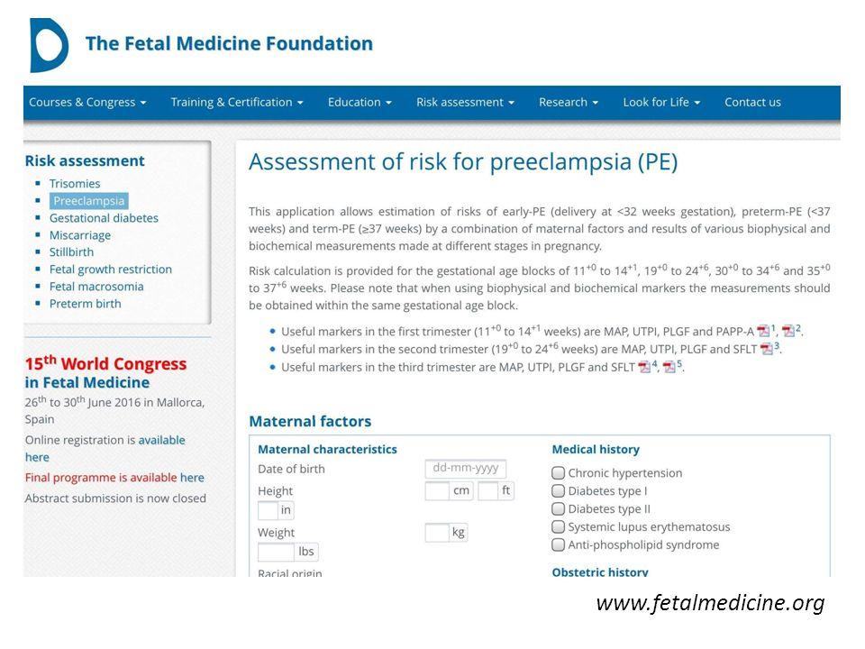 www.fetalmedicine.org